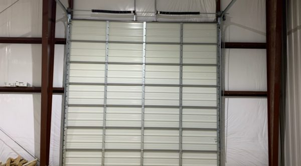 Commercial Overhead Sectional Shop Door