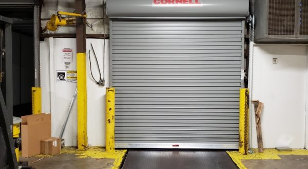 Commercial Rolling Steel Door