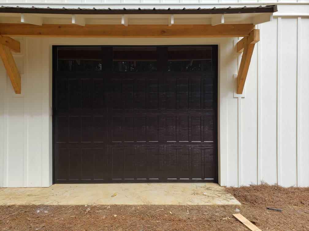 Custom Garage Door Outside